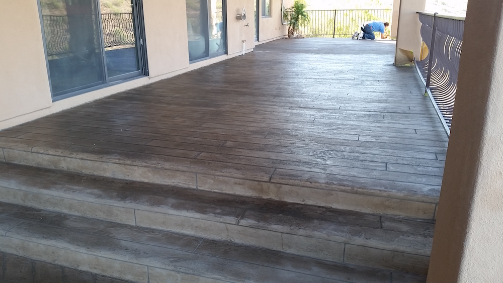 Concrete Wood Designs Phoenix Woodcrete