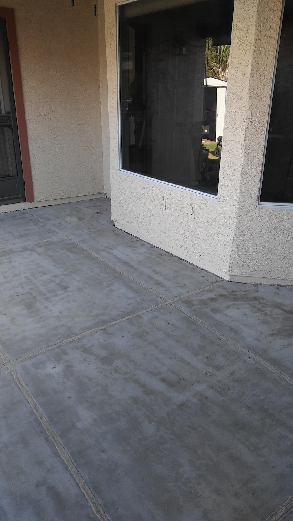 Concrete Designs For Patios