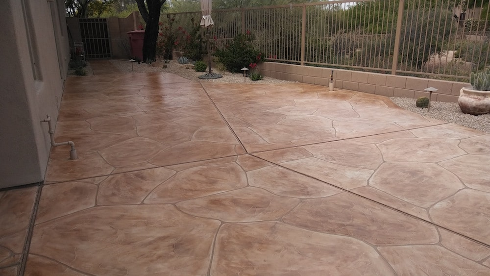 Concrete Resurfacing And Concrete Coatings Phoenix