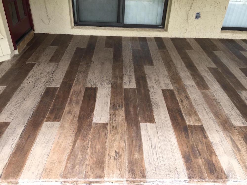 Concrete Wood Designs Phoenix Woodcrete