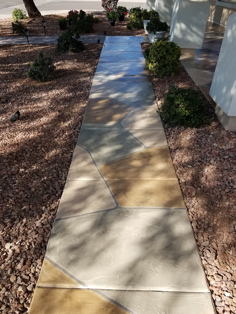 after-faux-flagstone