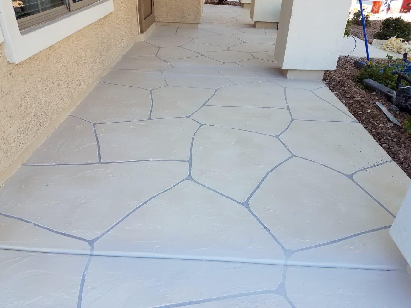 faux-flagstone-concrete-coating-Phoenix